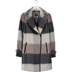 DEPT Krótki płaszcz black