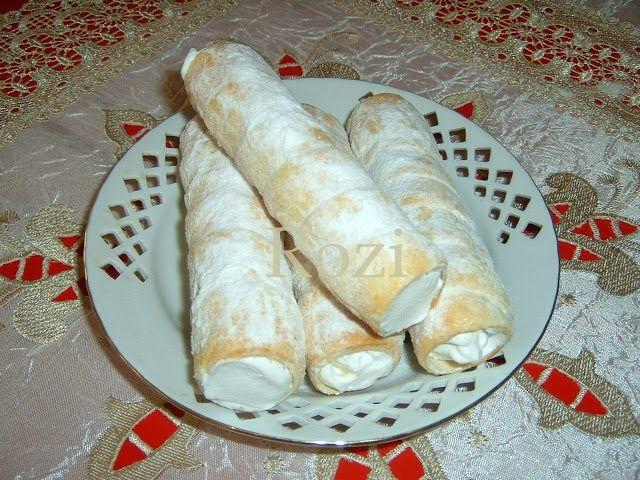 Rozi Erdélyi konyhája: Habos roló