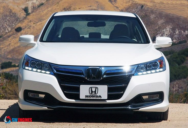 #SWEngines The Honda CR-V is a compact SUV (now called crossover in North America), manufactured since 1995 by Honda