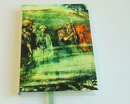 Narada Bogów - Hand Made, nasz wyrób na wasze zamówienie | klar rare bookbinding