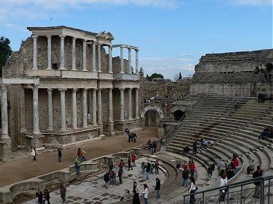 Merida - Roman theatre