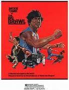 The Big Brawl aka BattleCreek Brawl (1980). [R] 95 mins. Starring: Jackie Chan, José Ferrer, Kristine DeBell, Mako and Rosalind Chao