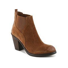 Crown Vintage Gabriela Chelsea Boot - Neutral Ankle Boots