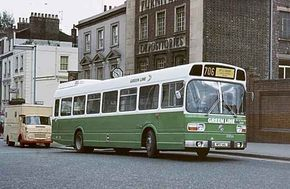 Not a United Counties bus , but I used to travel to London from Aylesbury on the LNC's of London Country
