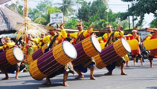 Gendang Beleq (Lombok)