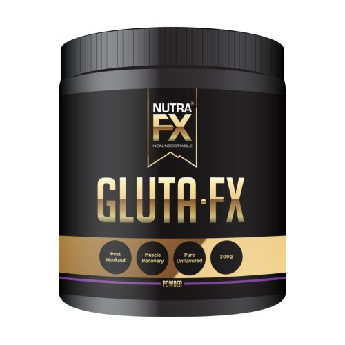 Nutrafx L- Glutamine Powder 300 g | Replenish Muscle ...