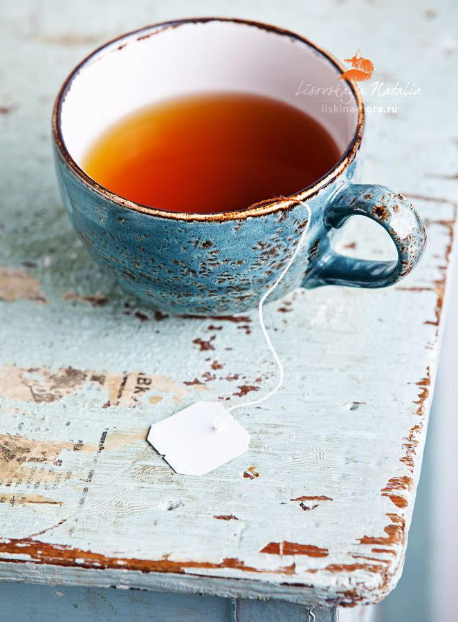 черный чай by Natalia Lisovskaya on 500px