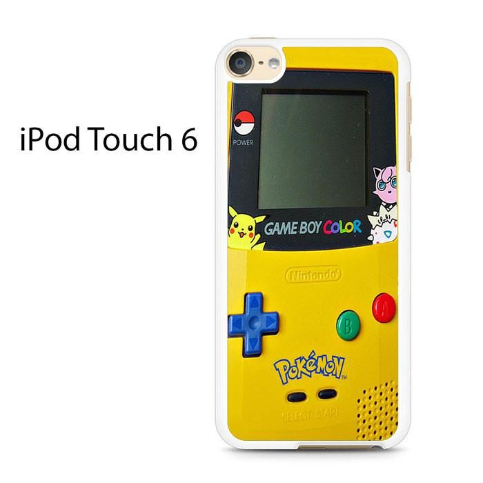Gameboy Color Pokemon Ipod Touch 6 Case