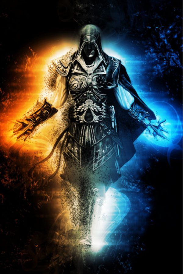 Assassin Creed By Everything Anime Metal Posters Metal Posters