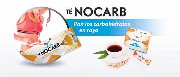 Té NoCarb - Fuxion - Previene el Sobre Peso