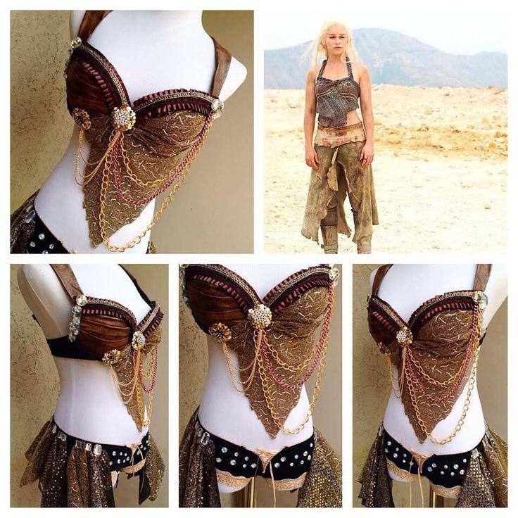 Daenerys Targaryen By: Electric Laundry