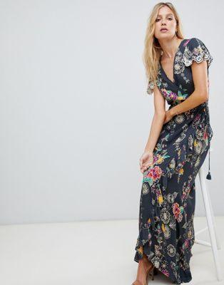 a351a23b527 Cleobella floral maxi dress