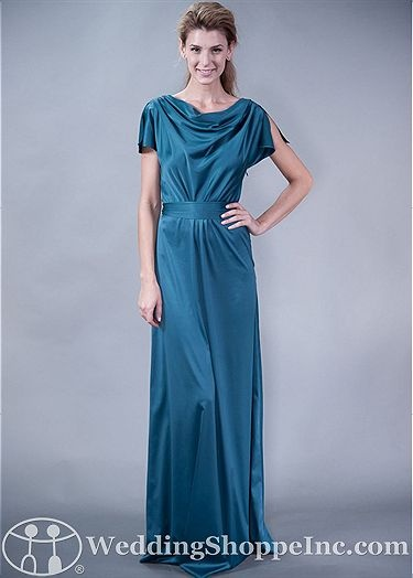 57 Grand Bridesmaid Dress Mercer - Visit Wedding Shoppe Inc. for designer bridal gowns, bridesmaid dresses, and much more at http://www.weddingshoppeinc.com