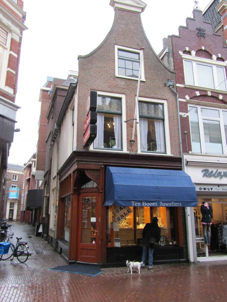 Corrie Ten Boom House - Haarlem Netherlands