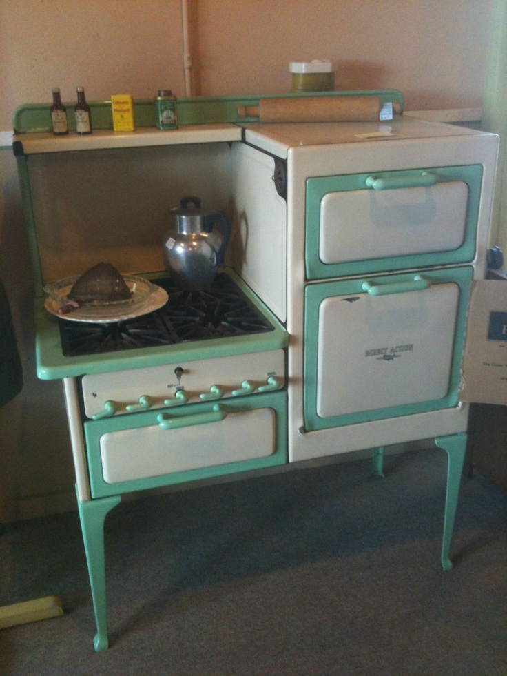 Vintage Gas Direct Action-American Stove Company in Antiques, Home &  Hearth, Stoves - 228 Best Images About STOVES On Pinterest Stove, Old Stove And