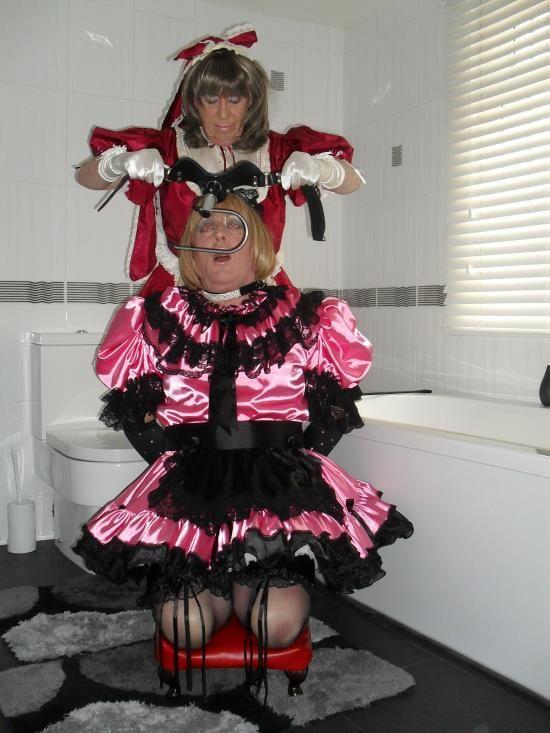 sissy maids punishment