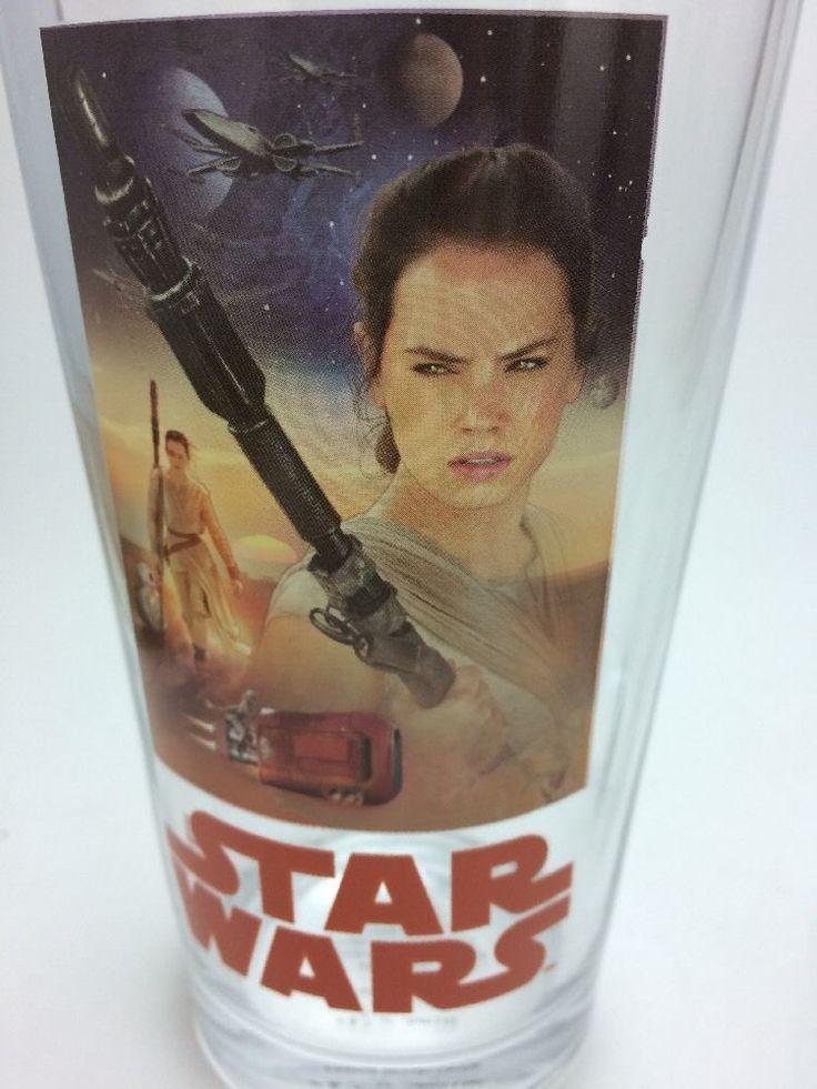 2 Star Wars Pint Glasses Chubaca