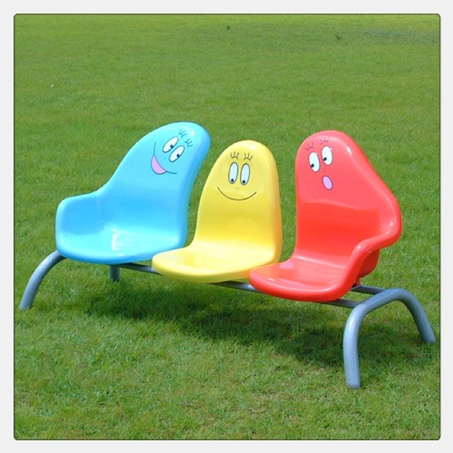 barbapapa chair!
