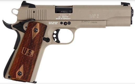 Sig 1911 22 LR Pistol, Flat Dark Earth, 10 Rnd Mag.   Love this!!