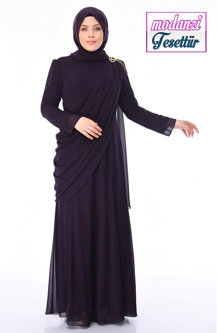Sefamerve Buyuk Beden Abiye 2020 Buyuk Beden Tasli Abiye Elbise 1132 02 Mor 2020 Elbise Elbise Modelleri Moda Stilleri