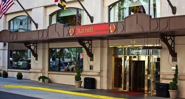 Washington, DC Hotels Near Metro | Washington Marriott at Metro Center