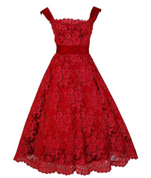 ~Dress Harvey Berin, 1950s~