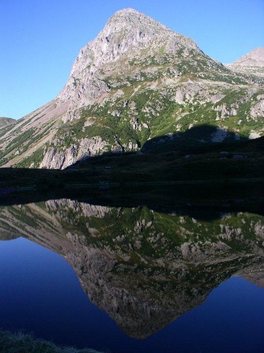 """""""Lago di Colbricon""""  Trentino  http://www.visittrentino.it/it/cosa_fare/da_vedere/dettagli/dett/laghi-di-colbricon"""