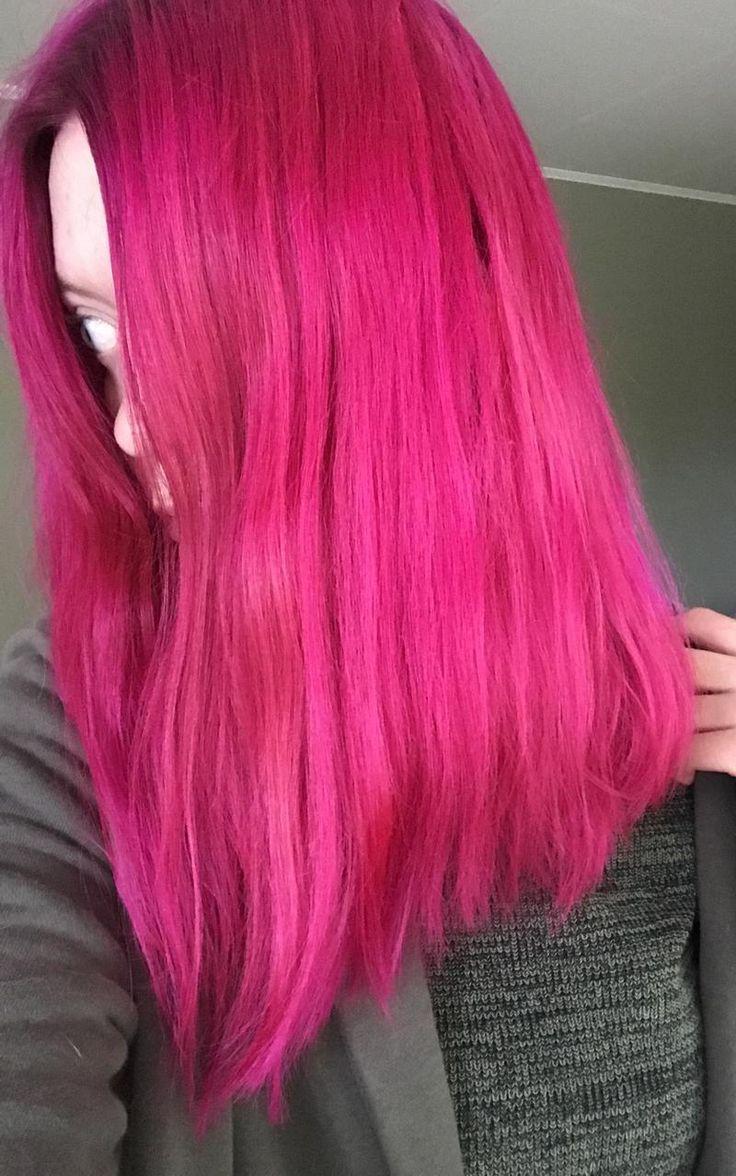 I mixed Manic Panics Cotton Candy Pink with a bit of Hot Hot Pink. http://ift.tt/2fwAu3P