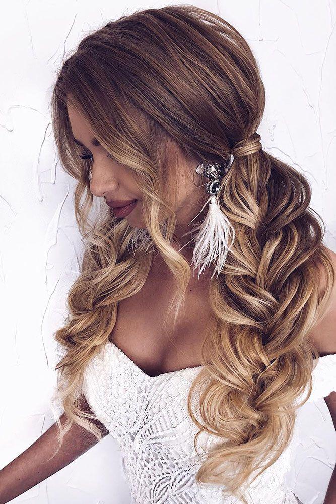 39 Adorable Braided Wedding Hair Ideas Wedding Forward Braided Hairstyles For Wedding Hair Styles Braids With Curls