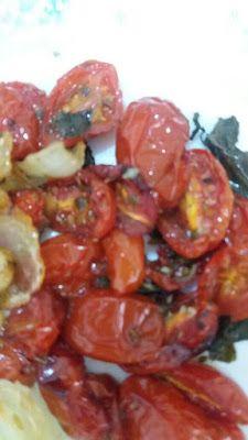 Receitinhas e Viagens: Como fazer tomates cereja assados
