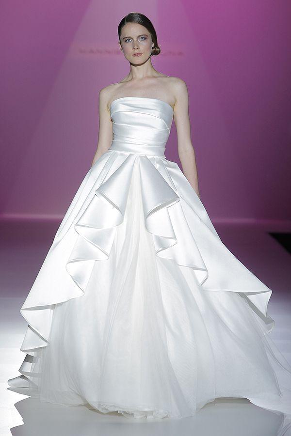 Mejores 118 imágenes de novias en Pinterest | Vestidos de novia ...