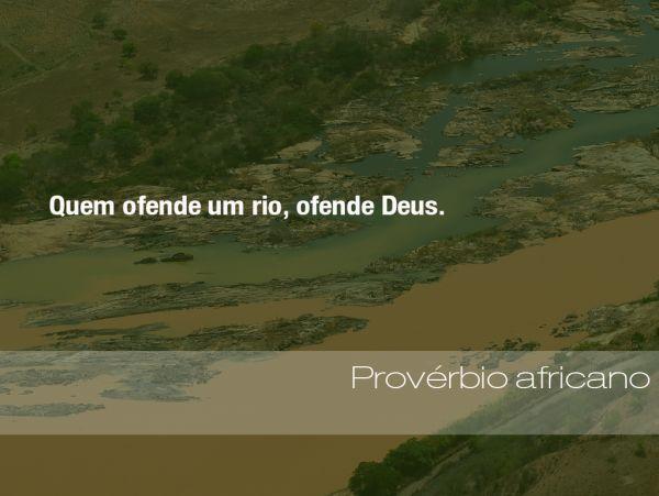 Frases do Meio Ambiente – Provérbio africano (29/01/2016)