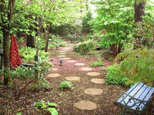 My Garden A Cool, Quiet Corner Of The World · Home Garden DesignBackyard ...