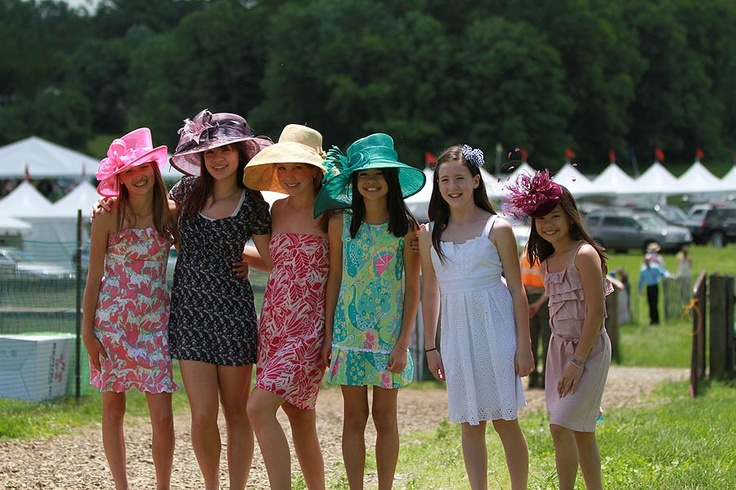 radnor hunt races hats and horses prove equally dazzling pin it