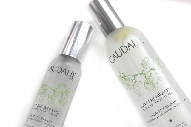 caudalie beauty elixir how to use