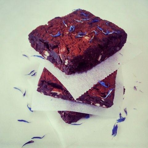 Raw Brownies - glutenvrij, lactosevrij en suikervrij