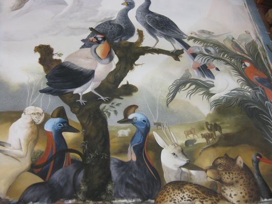 1000 images about malerei wandmalerei on pinterest wiesbaden homburg and mainz - Malerische wohnideen ...