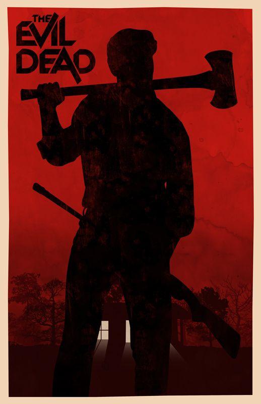 The Evil Dead by billpyle.deviantart.com on @deviantART