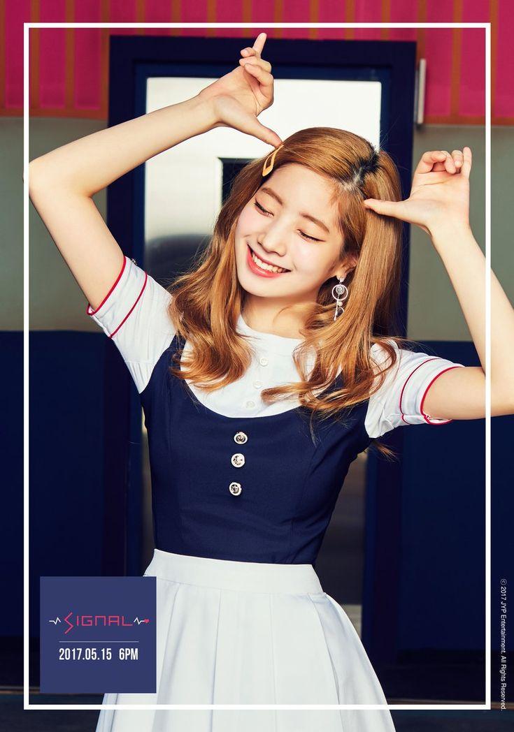 Dahyun 'Signal' teaser photo