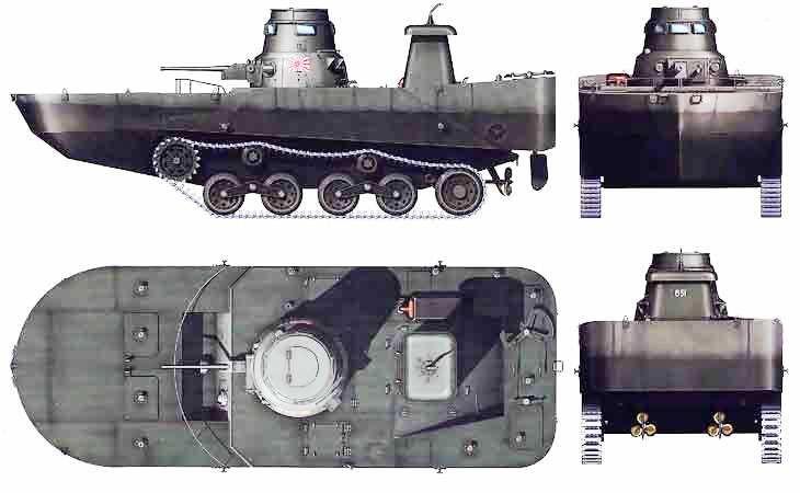 Amphibious Tanks War Thunder