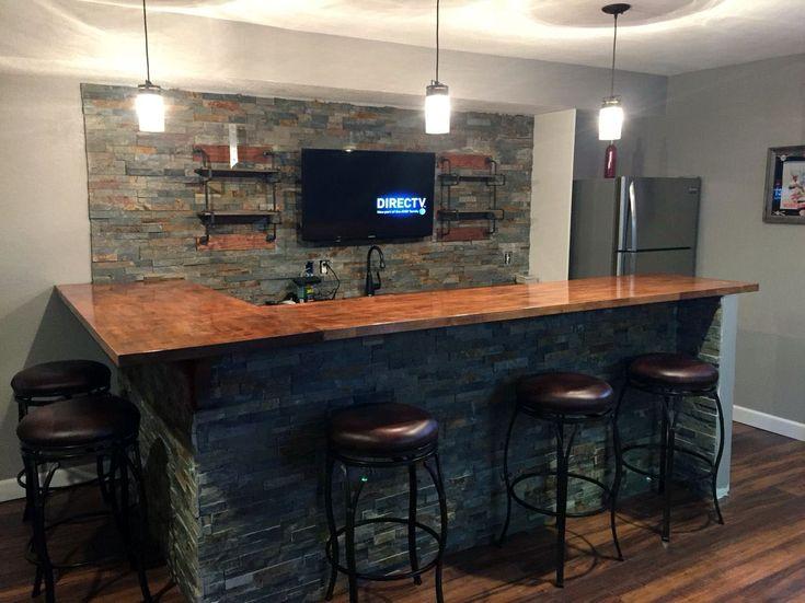 smart basement bar ideas making your cellar pub sparkle on smart man cave basement ideas id=77748