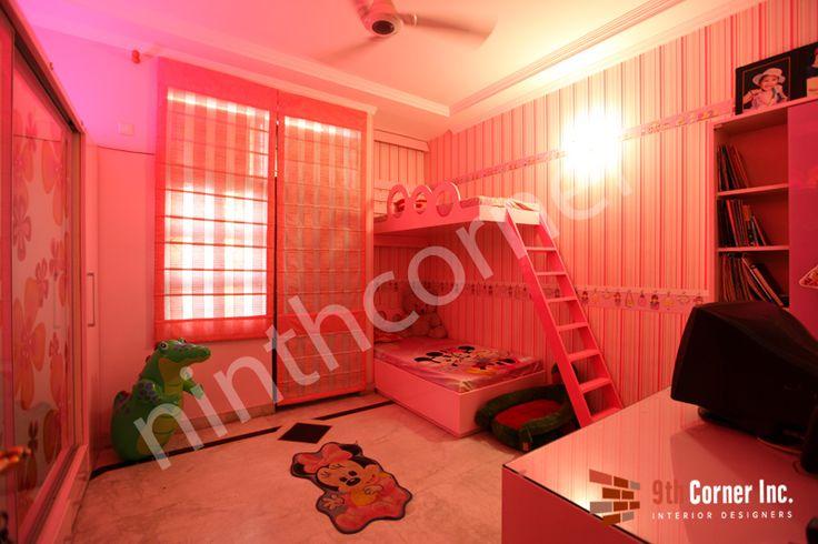 Kids Room Interior Ideas by NinthCorner INC. http://www.ninthcorner.com