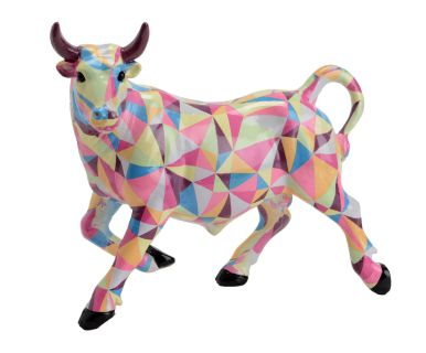 "Figurka dekoracyjna ""Bull Psyche"", 19 x 9 x 17 cm"