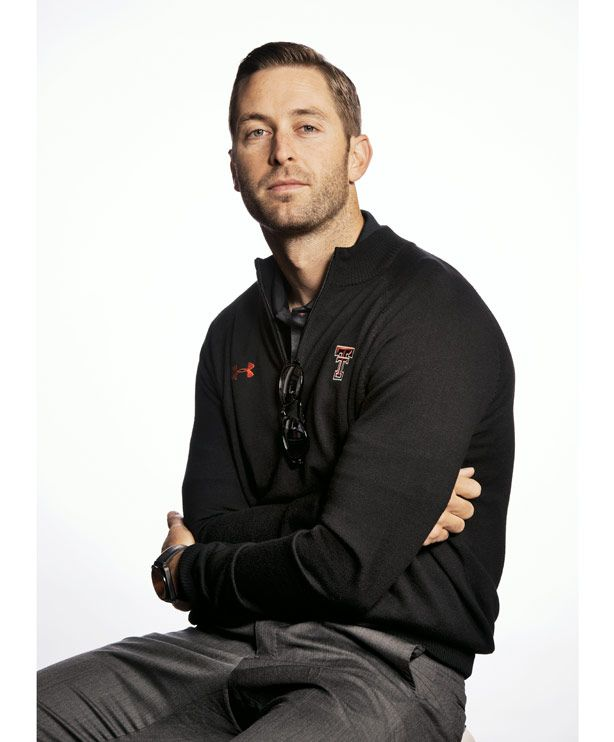 How I Dress Now: Kliff Kingsbury