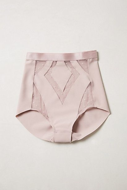 Lila Shapewear Panty // #anthrofave