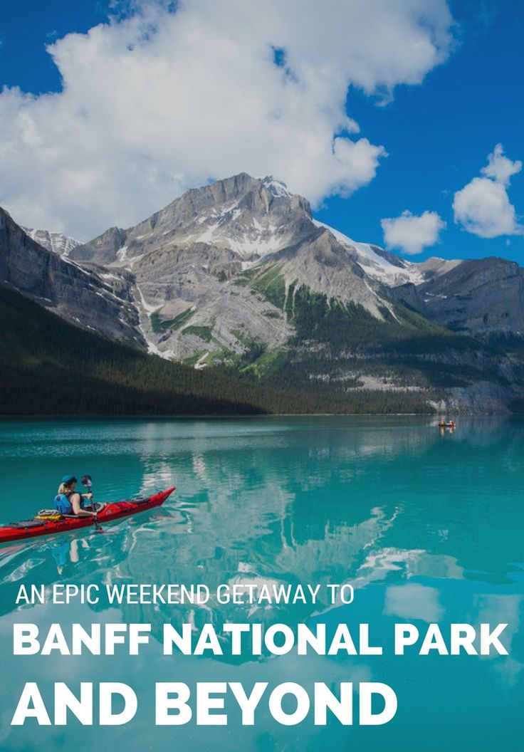 Take a quick trip from Calgary.