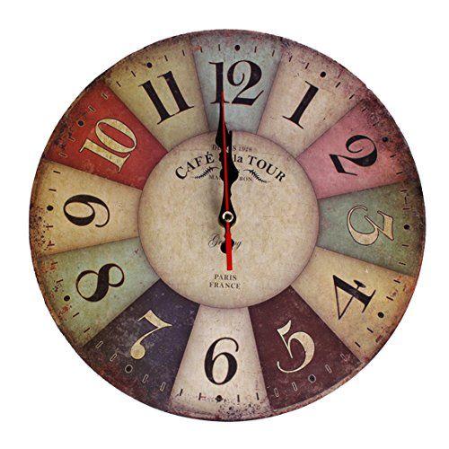 Andux Zone Reloj de pared de madera de Vintage estilo eur... https://www.amazon.com.mx/dp/B01M4IRIDT/ref=cm_sw_r_pi_dp_x_sHzxybF69K4ZA