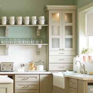 Best Martha Stewart Kitchen Cabinets Cottage Kitchen Martha 640 x 480