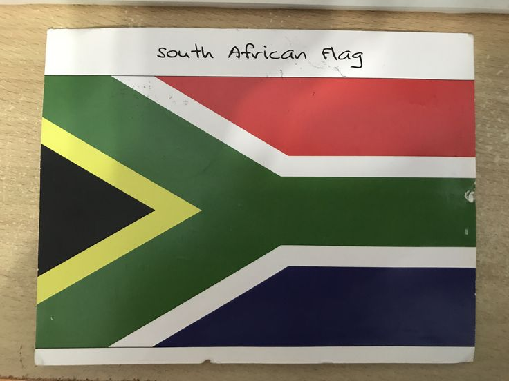 From South Africa 20170413.