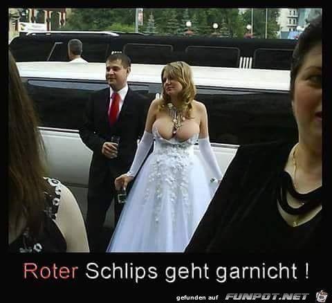 lustiges Bild 'Roter Schlips.jpg'- Eine von 22688 Dateien in der Kategorie 'witzige Bilder' auf FUNPOT.